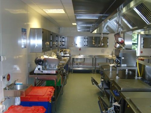 Educational catering facility where Nene was responsible for the Project Management.
